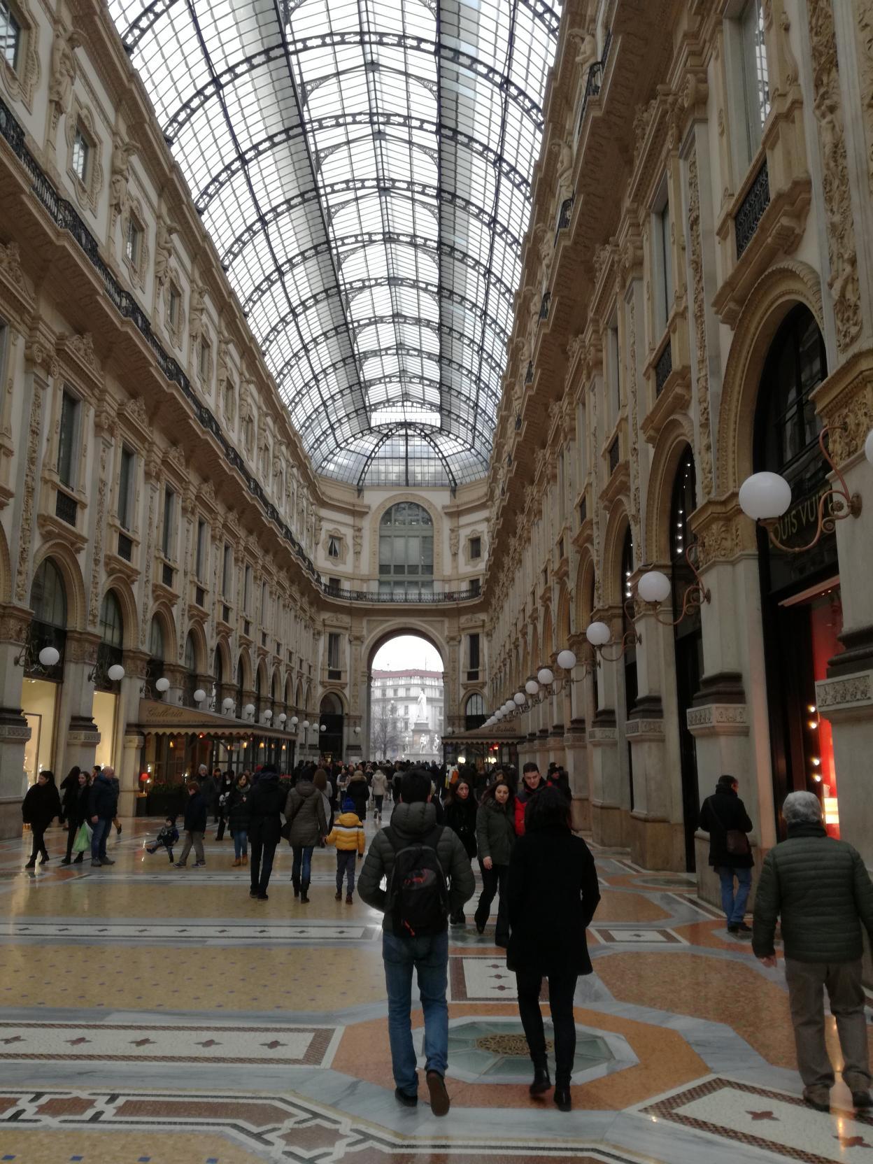 II. Vittorio Emanuele Galéria
