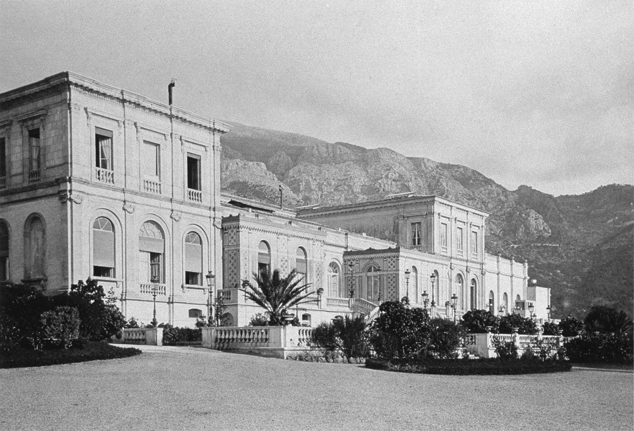A kaszinó az 1878-as felújítás előtt (Forrás: www.wikipedia.com)