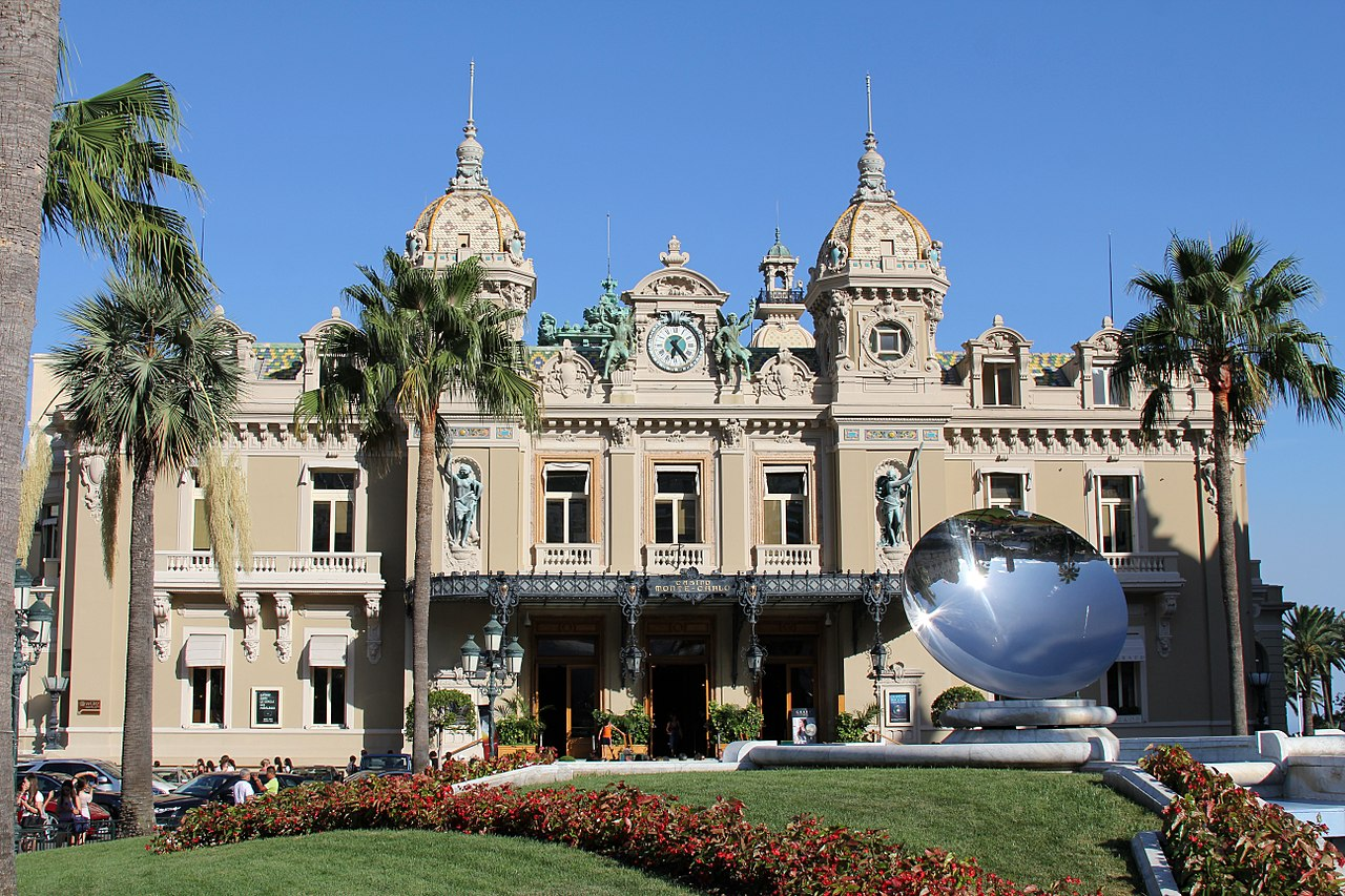 Le Casino de Monte-Carlo (Forrás: www.wikipedia.com)