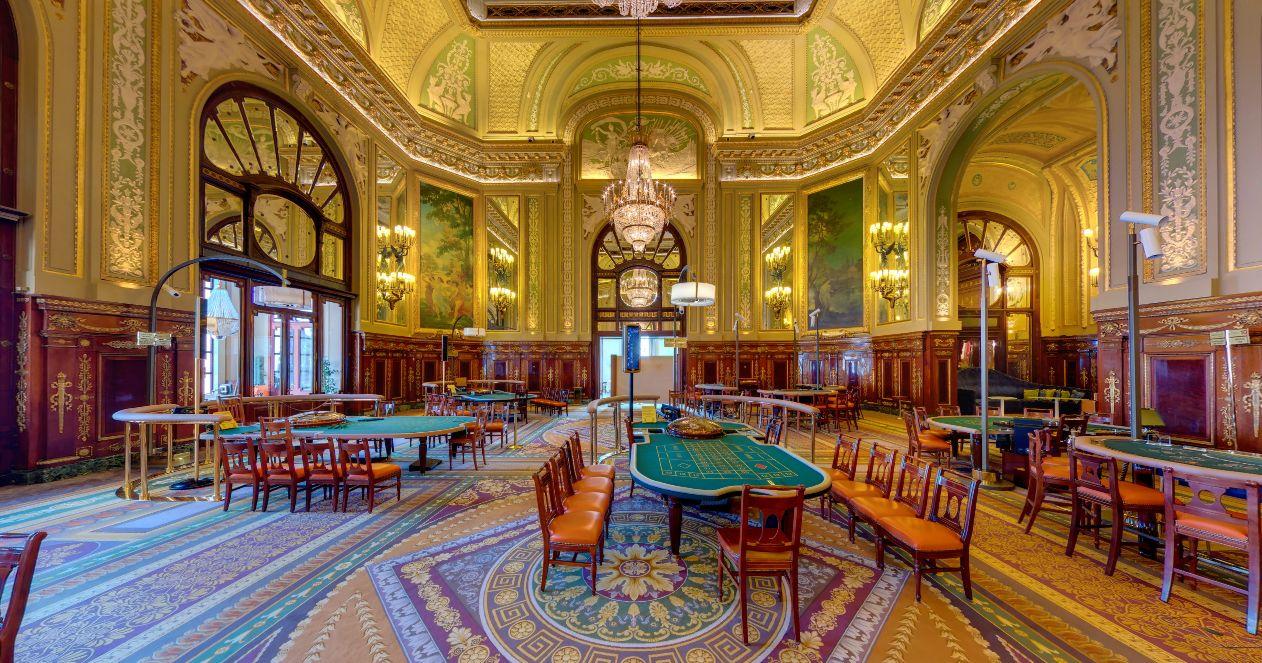 A Médecin terem (Forrás: www.casinomontecarlo.com)