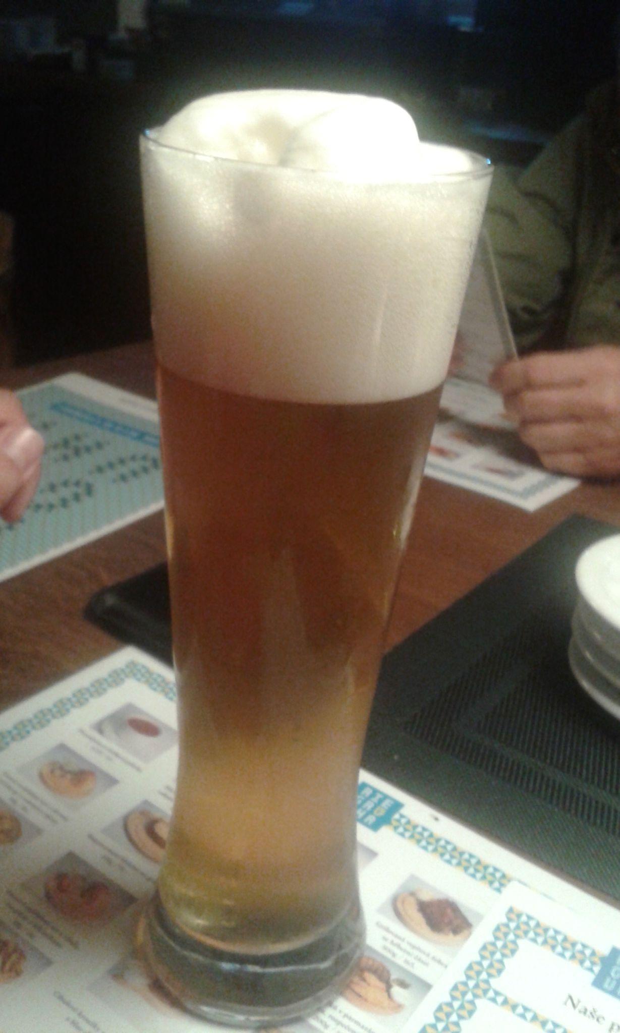 Riegrovka American Wheat Ale