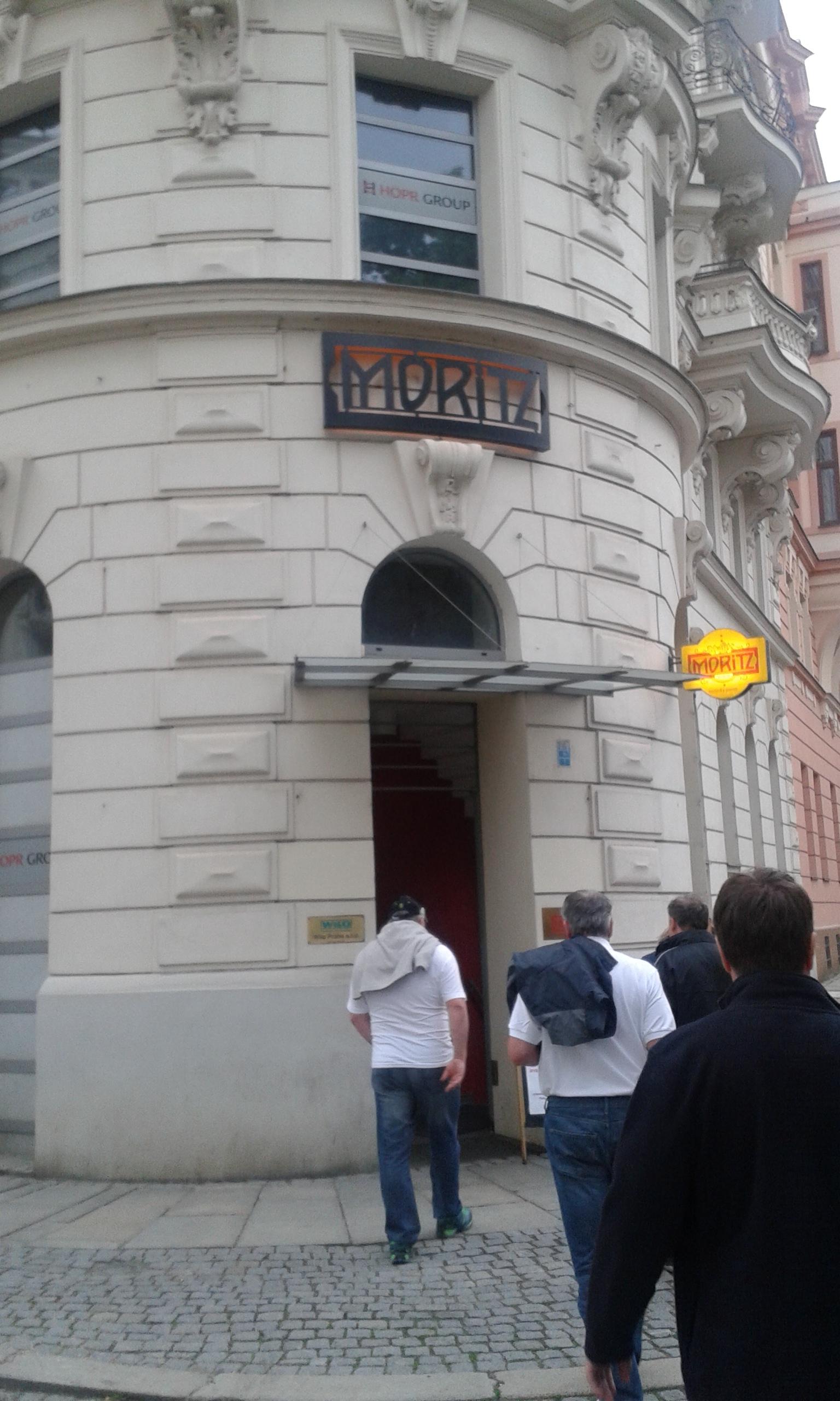 Irány a Moritz