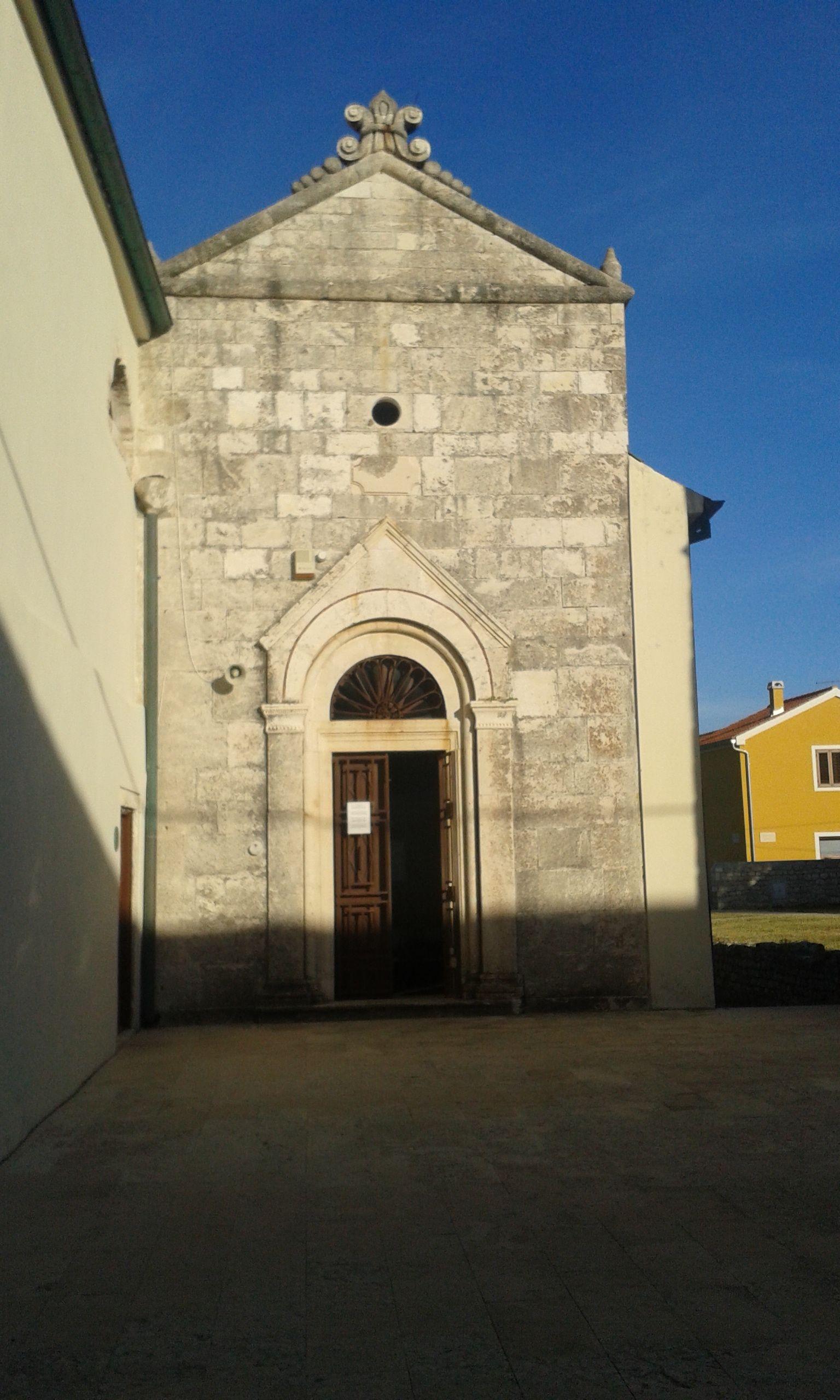A Szent Marcell kápolna