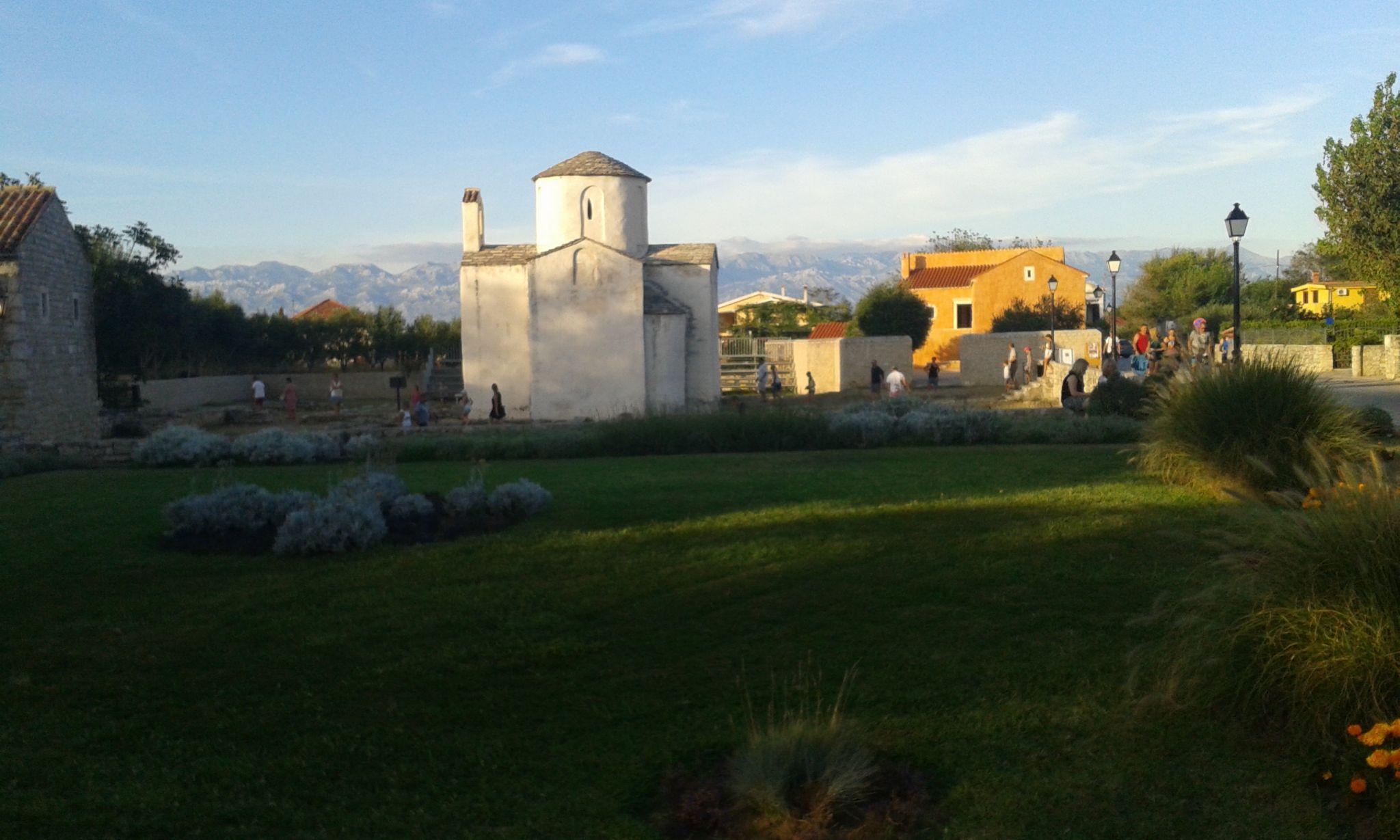 A Szent Kereszt templom