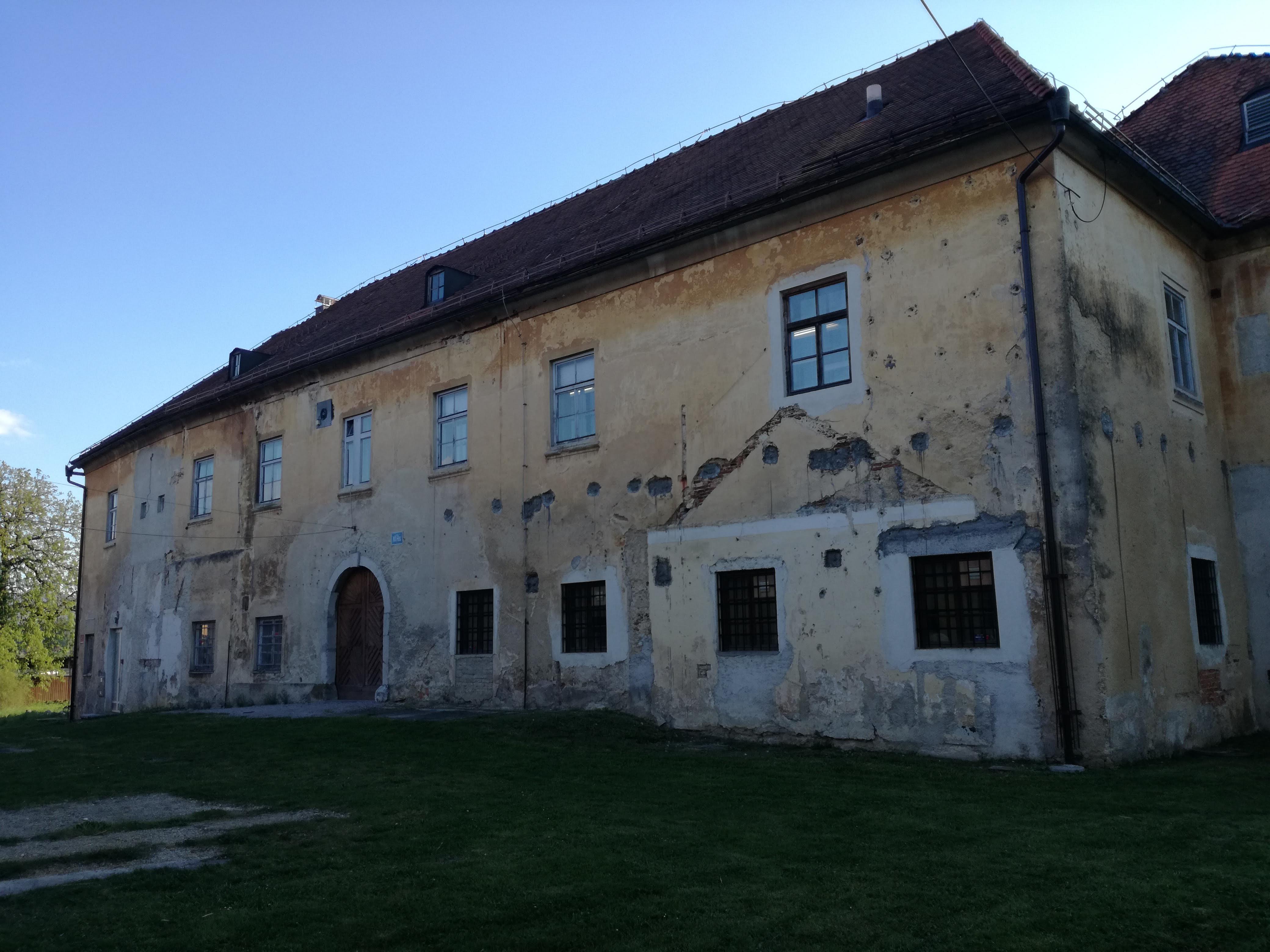 Grm várkastély