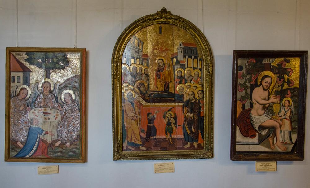 A múzeum (Forrás: www.ostrohcastle.com.ua)