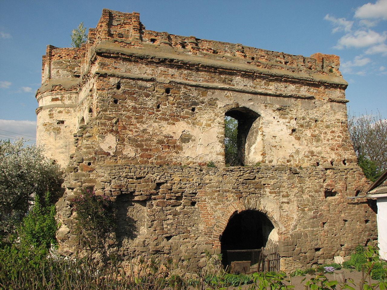 A Tatár kapu (Forrás: www.wikipedia.com)