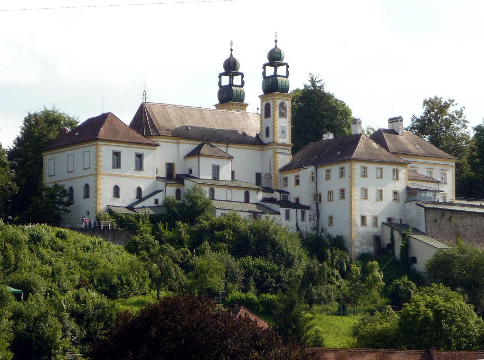 Paulinerkloster Mariahilf (Forrás: www.kirchbau.de)