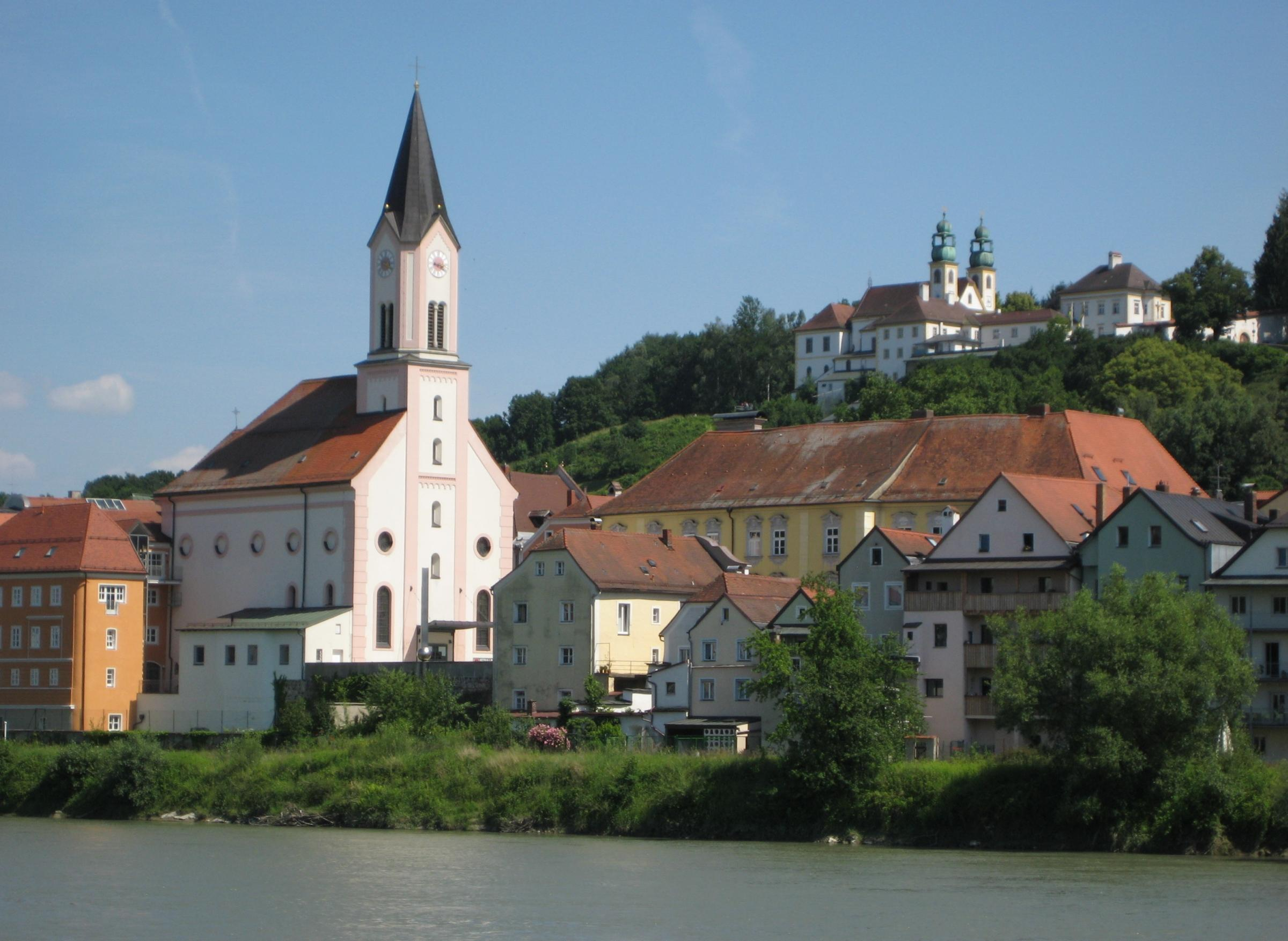Szent Gertrúd templom (Forrás: www.mapio.net)