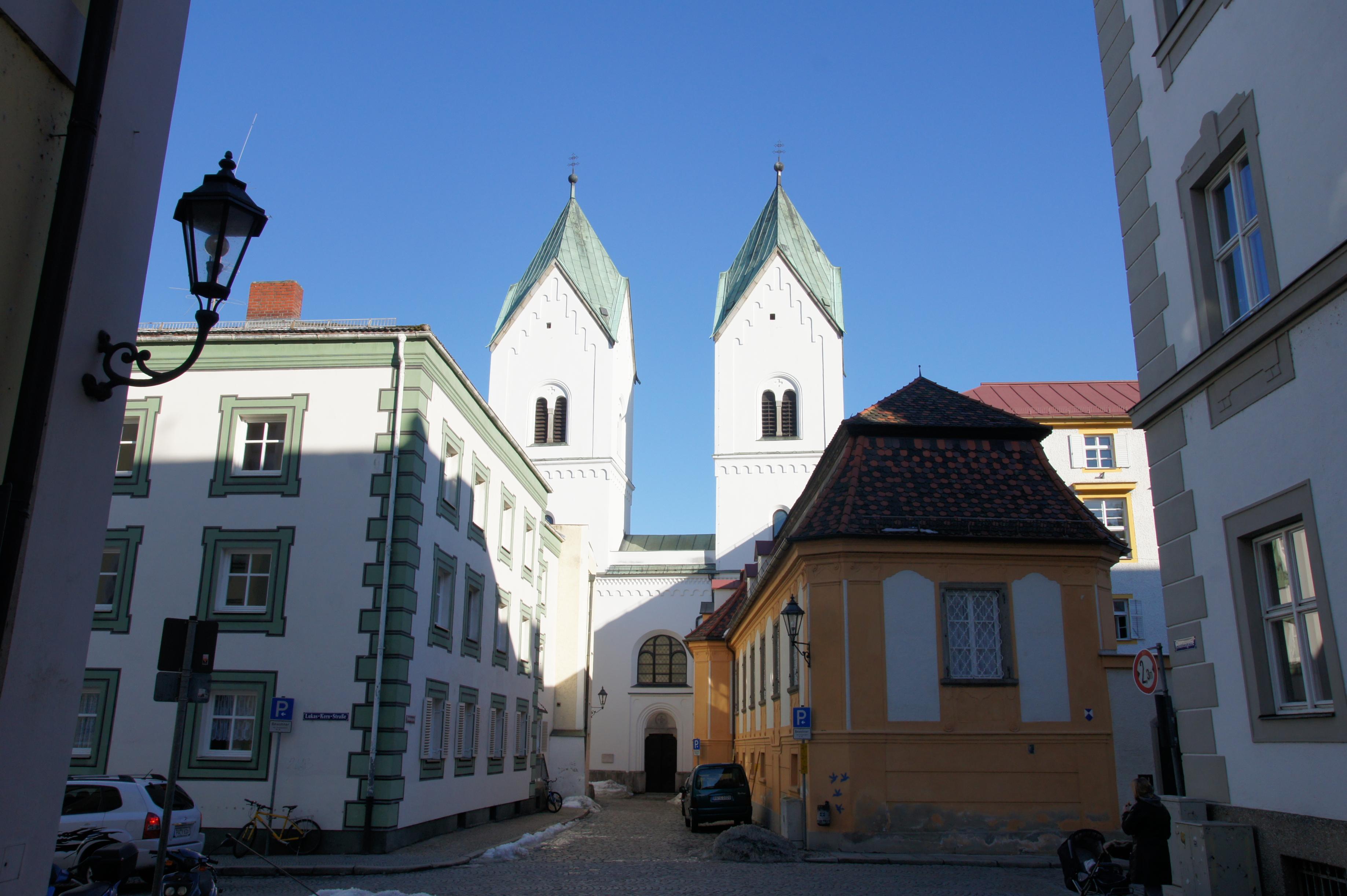 Niedernburg kolostor (Forrás: www.wikimedia.org)