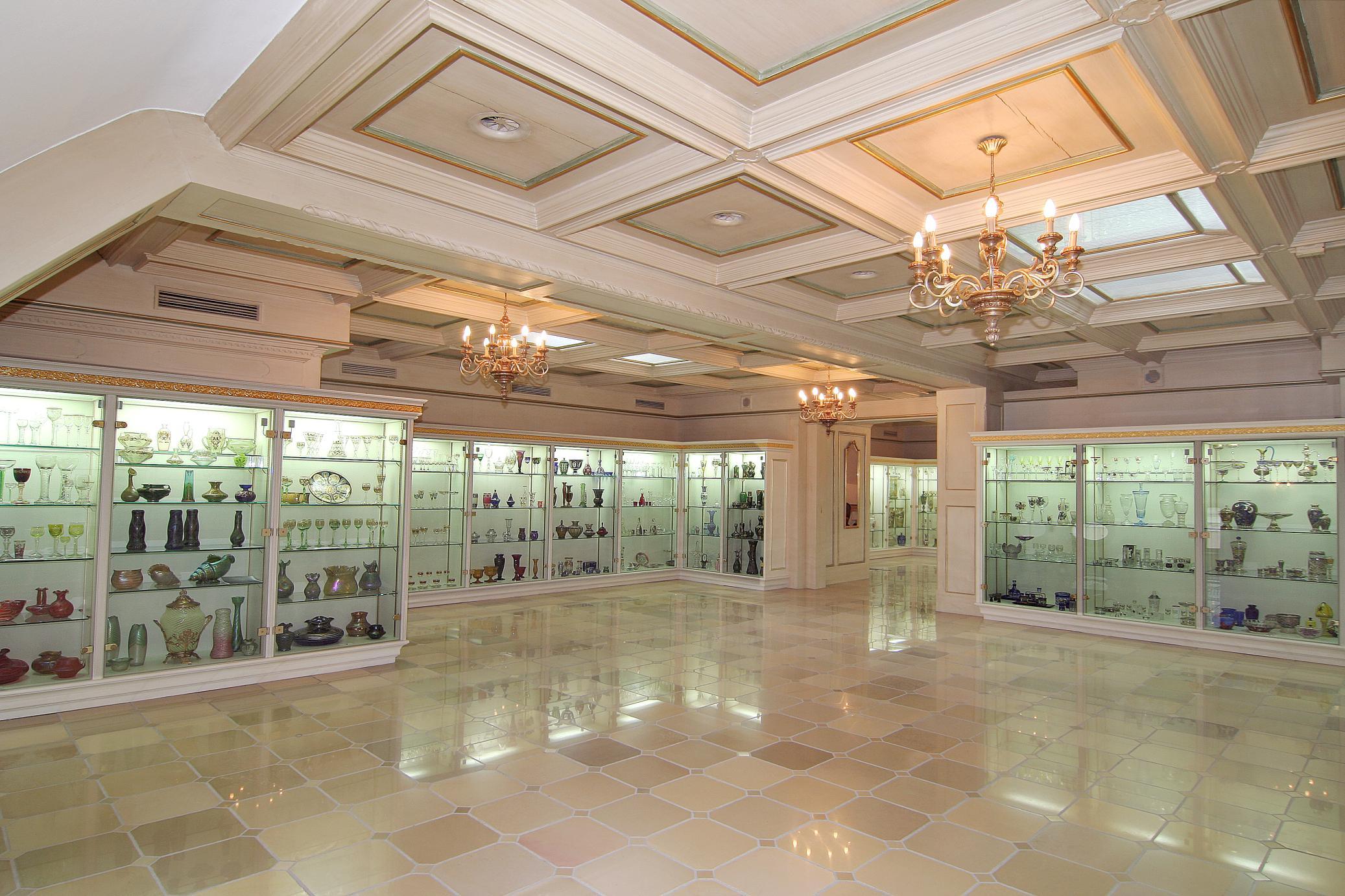 Üvegmúzeum (Forrás: www.passau.de)