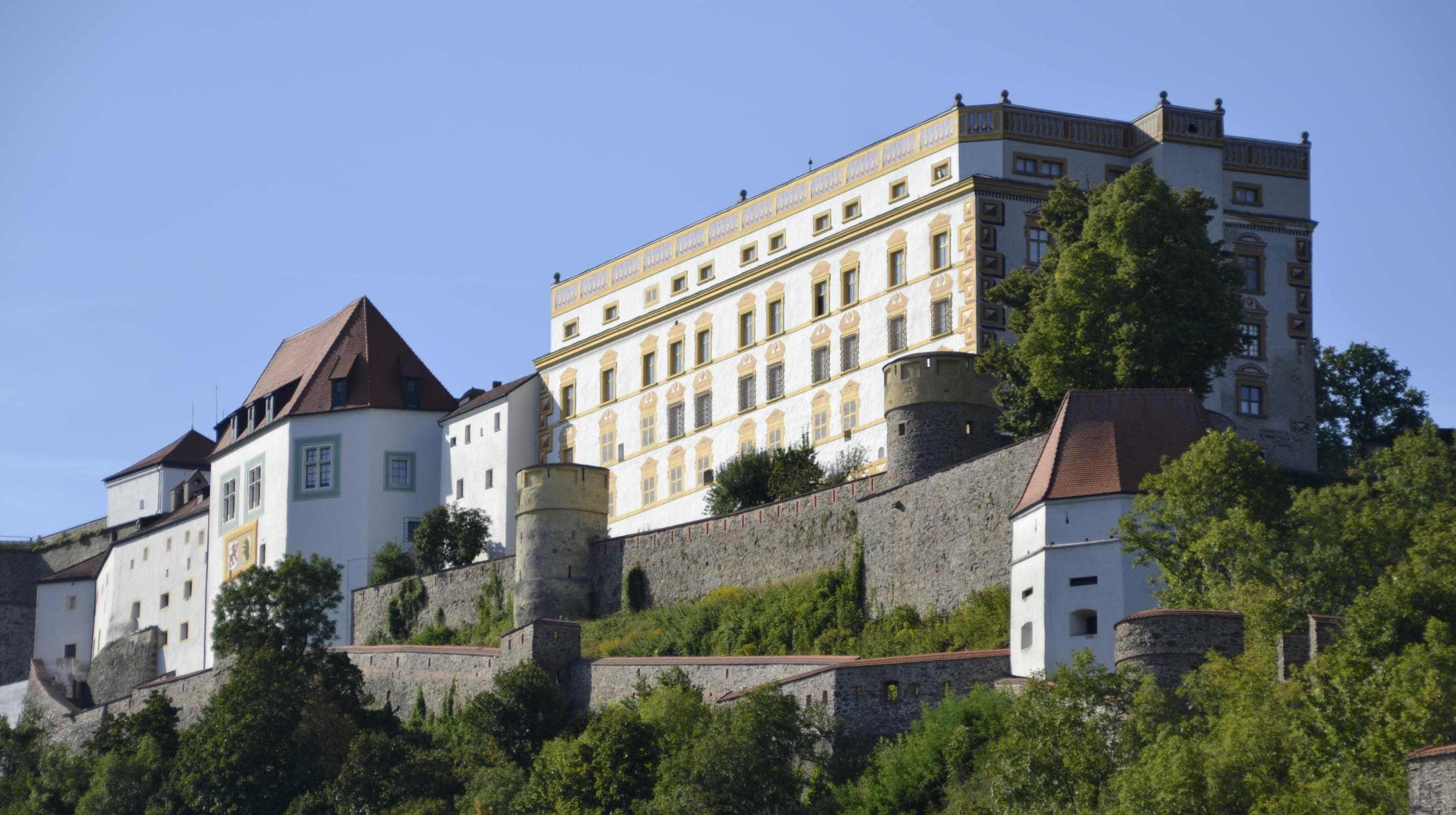 Veste Oberhaus (Forrás: www.wikimedia.org)