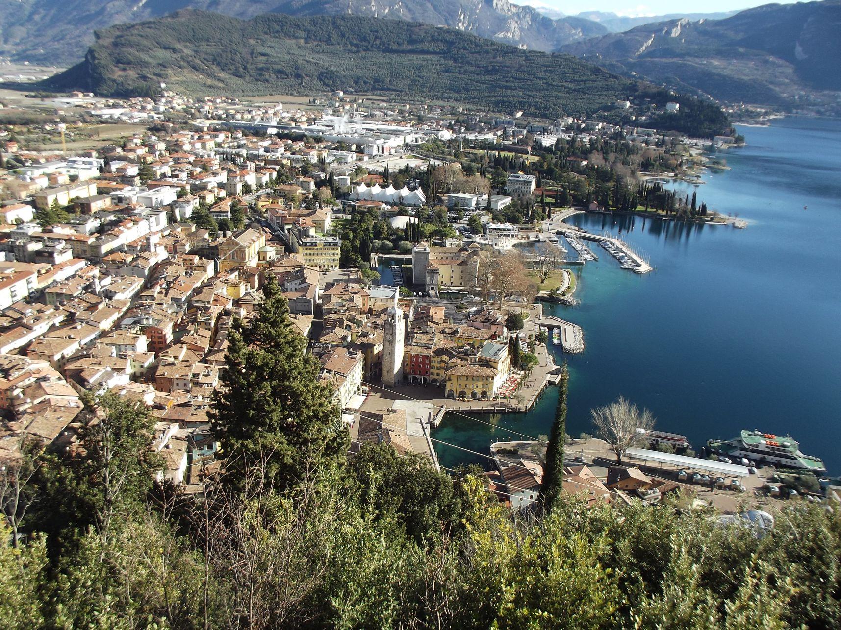 18_Riva del Garda a Bástyáról
