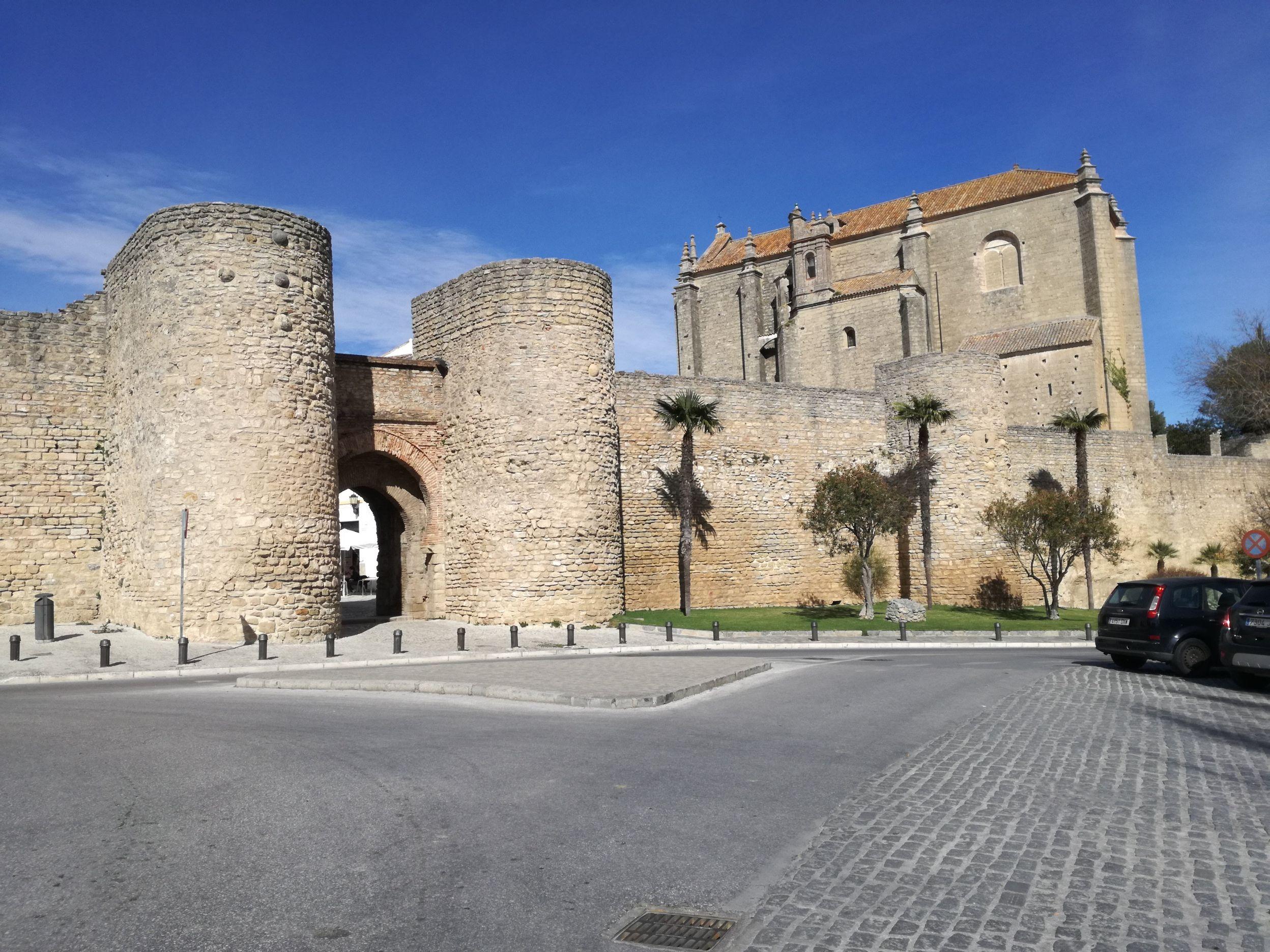 Puerta del Almocabar