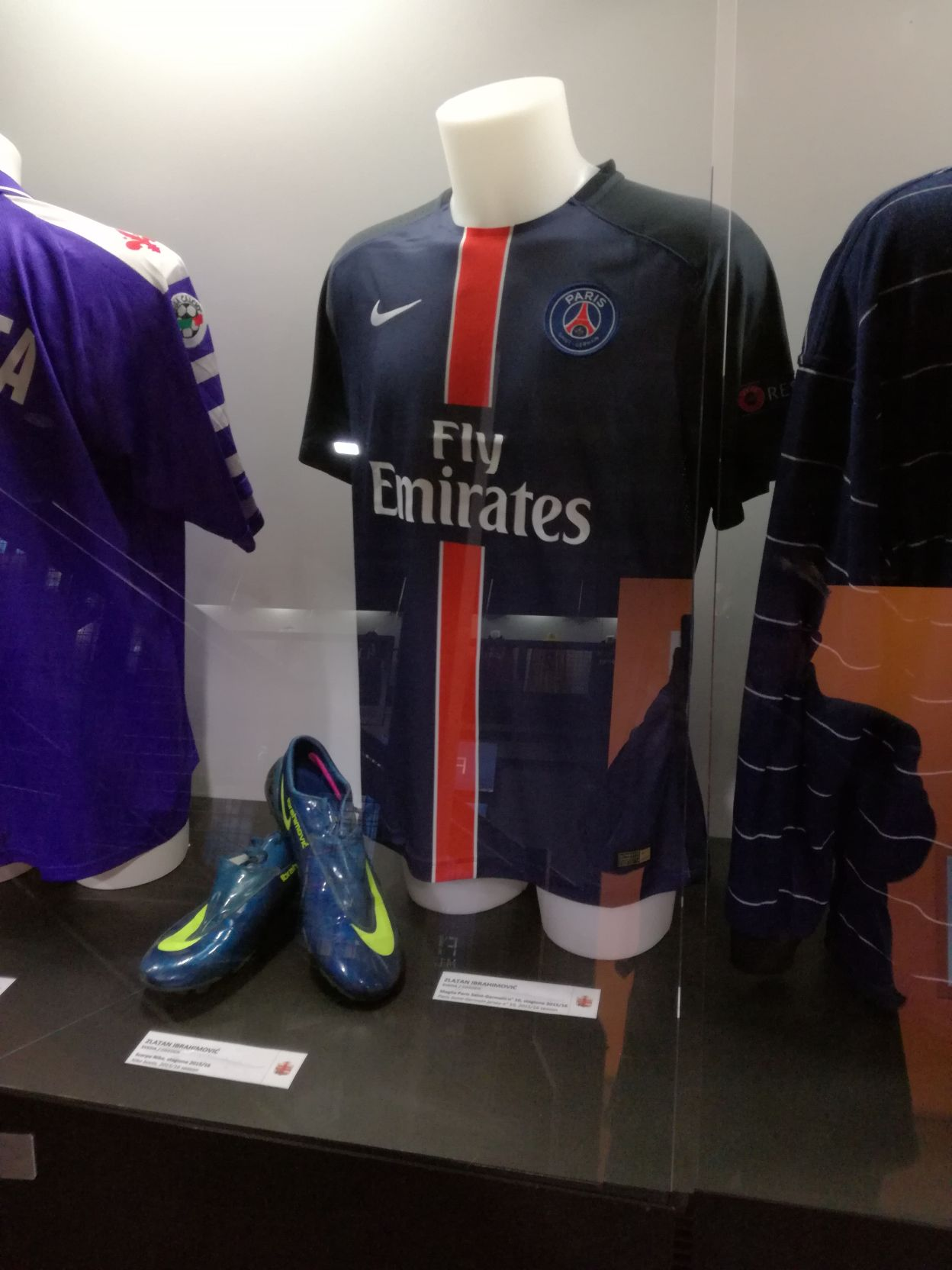 Ibrahimovic PSG-s meze