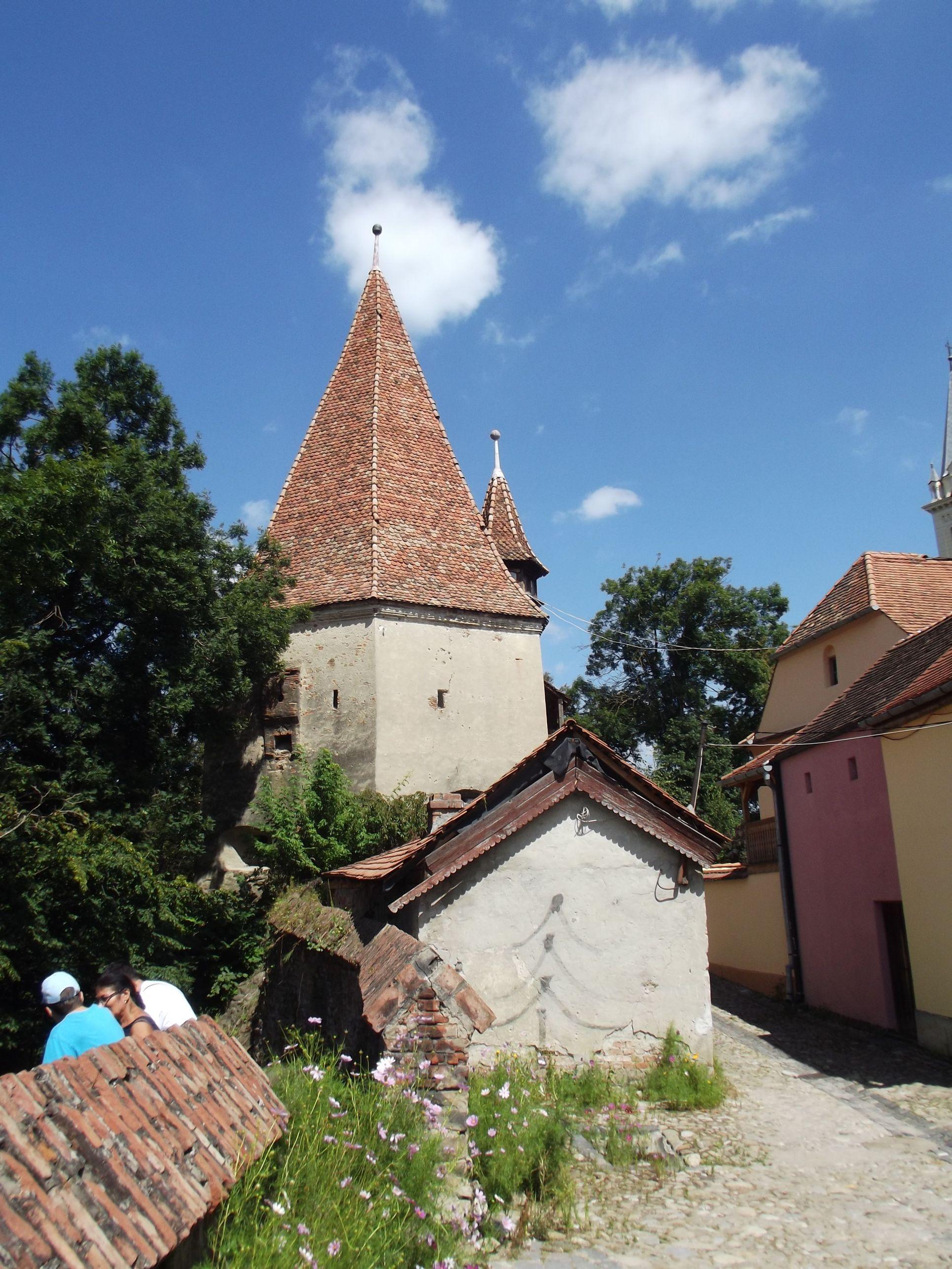 Mészárosok tornya