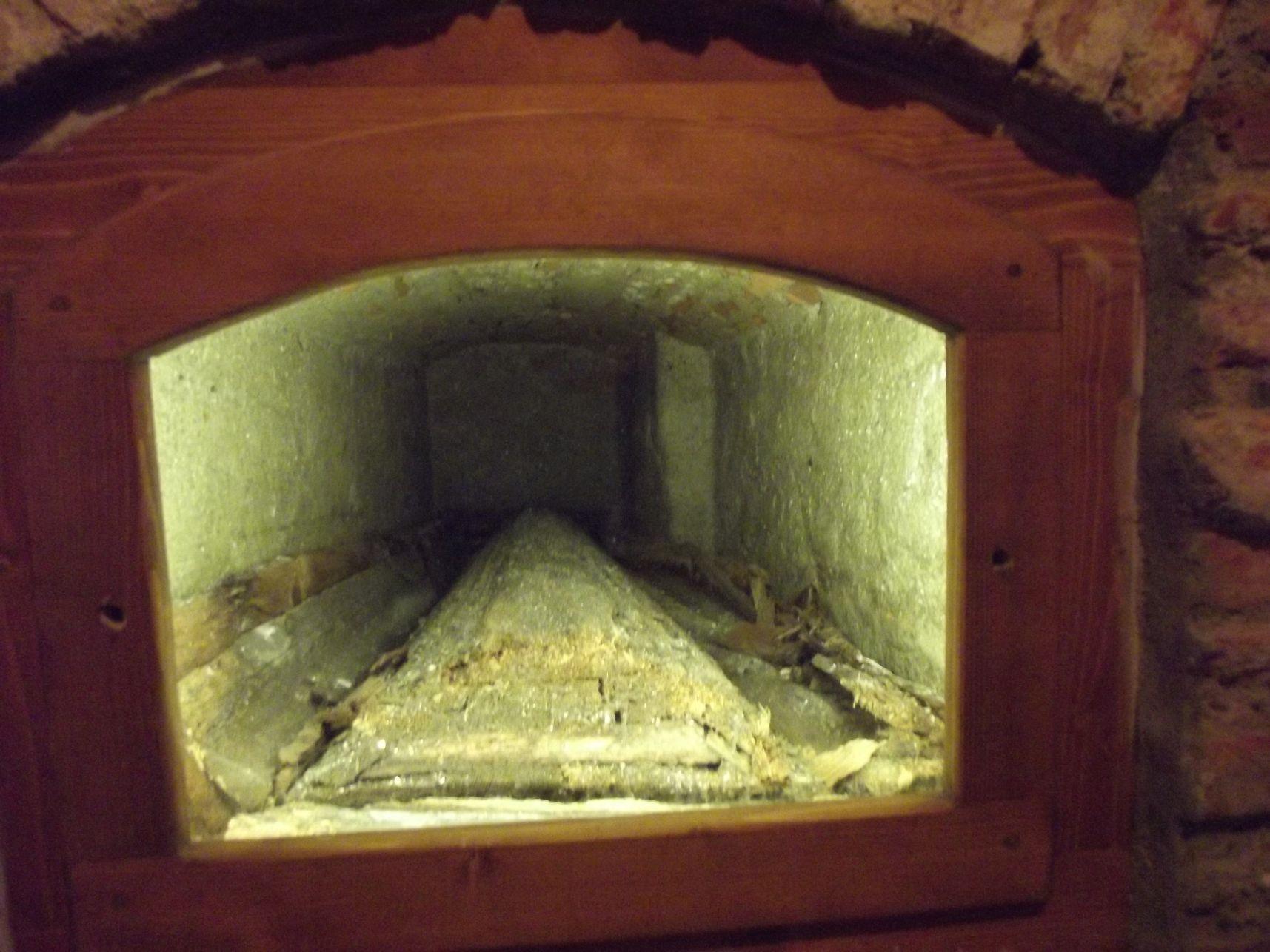 Altemplom a Hegyi templomban
