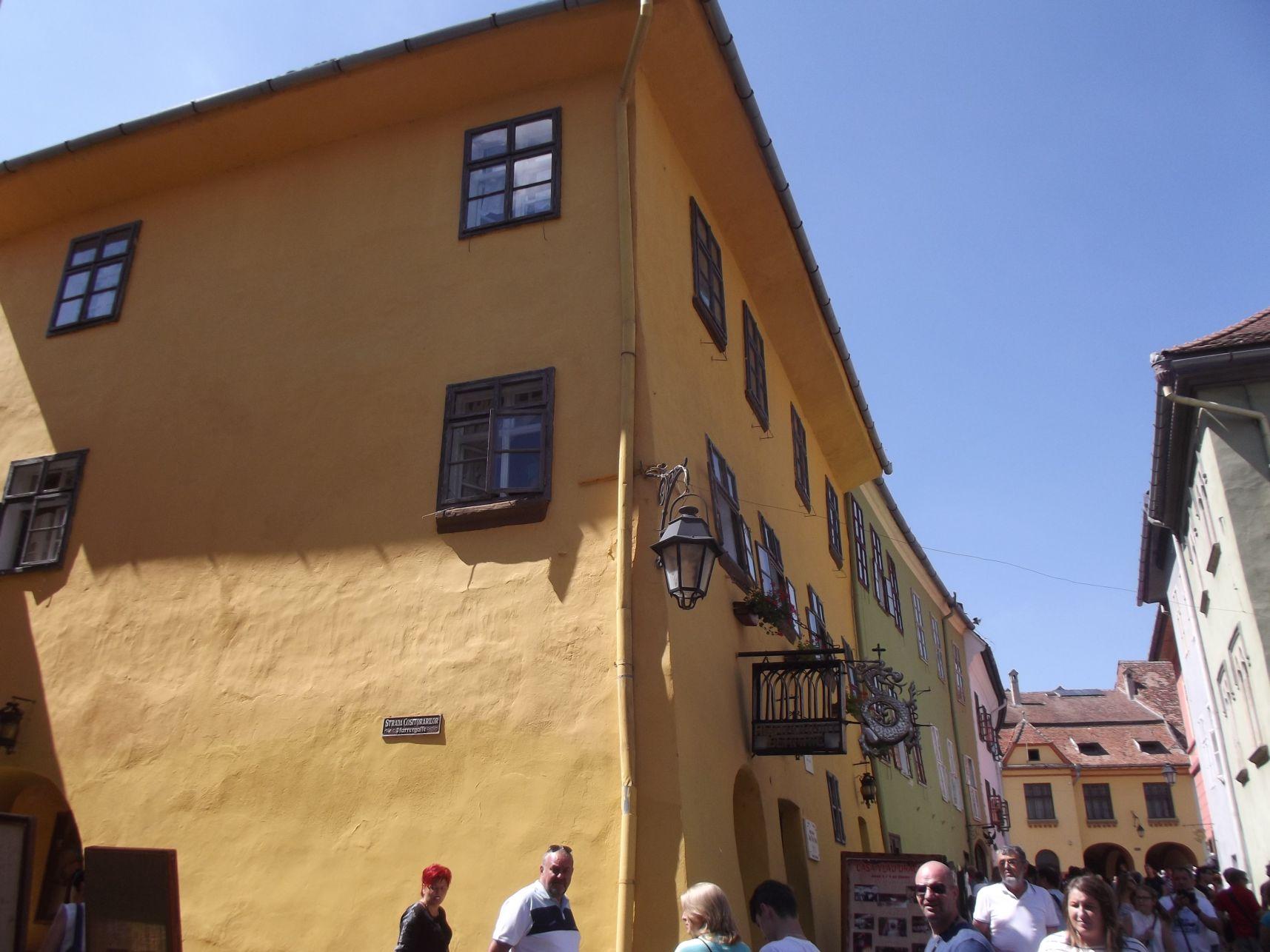 Drakula ház