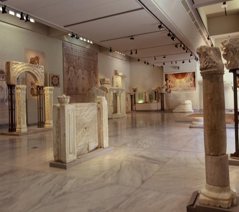 Bizánci Kultúra Múzeuma (Forrás: www.mbp.gr)