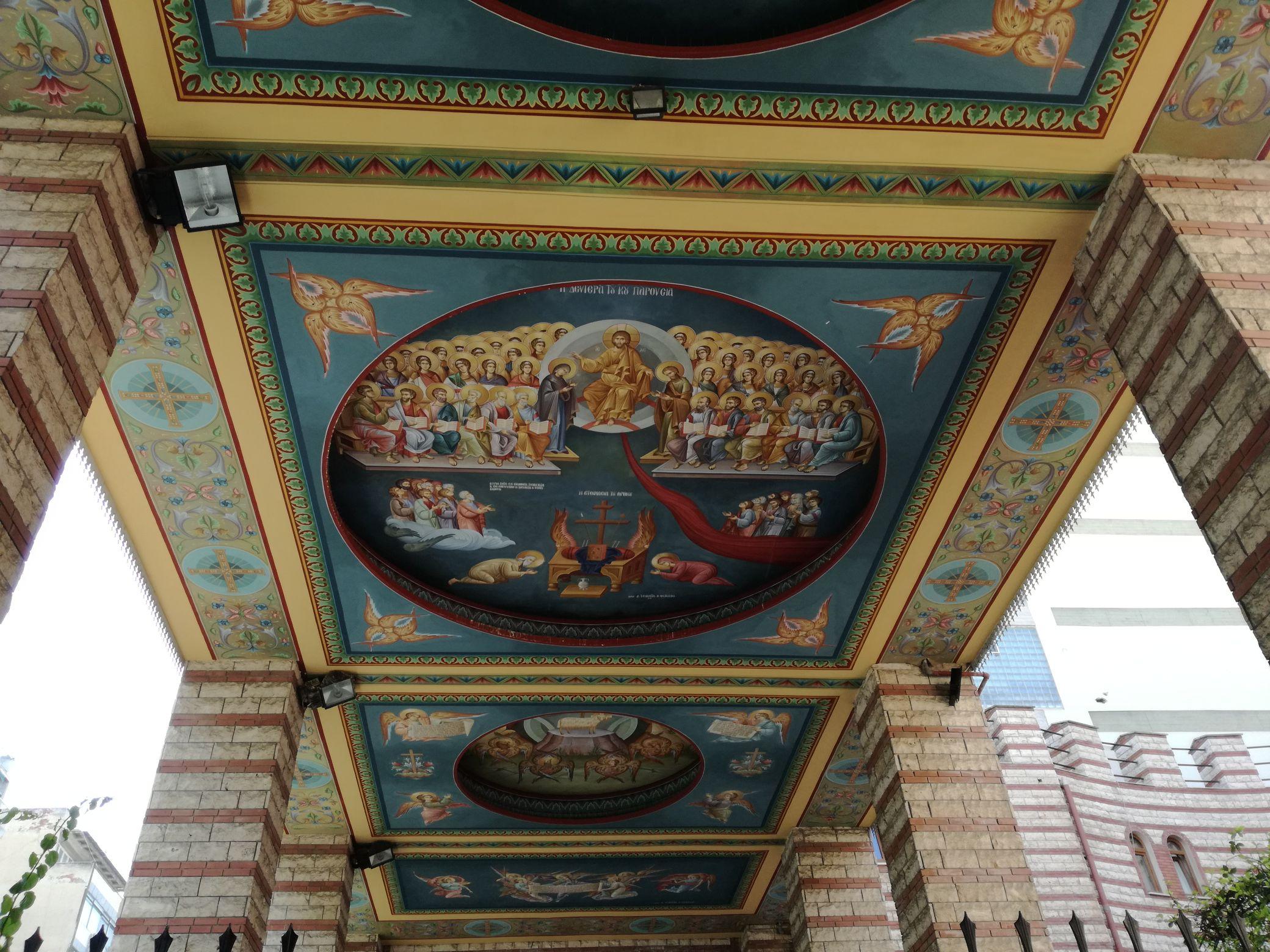 Szent Teodóra templom