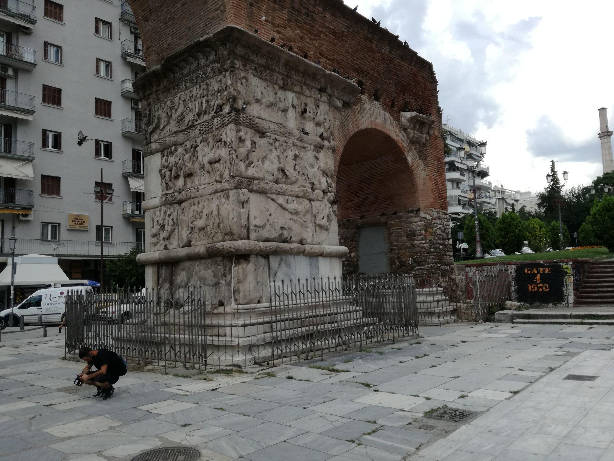 Galerius diadalíve