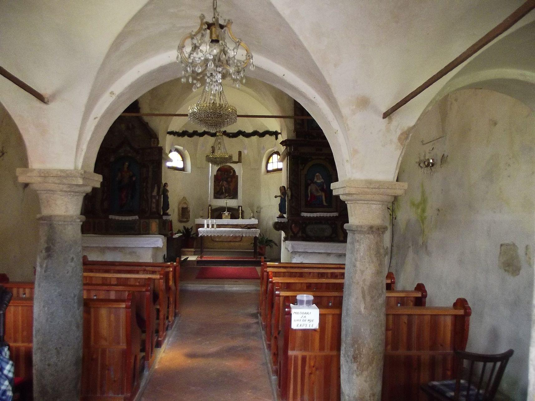 Szent Mihály kápolna