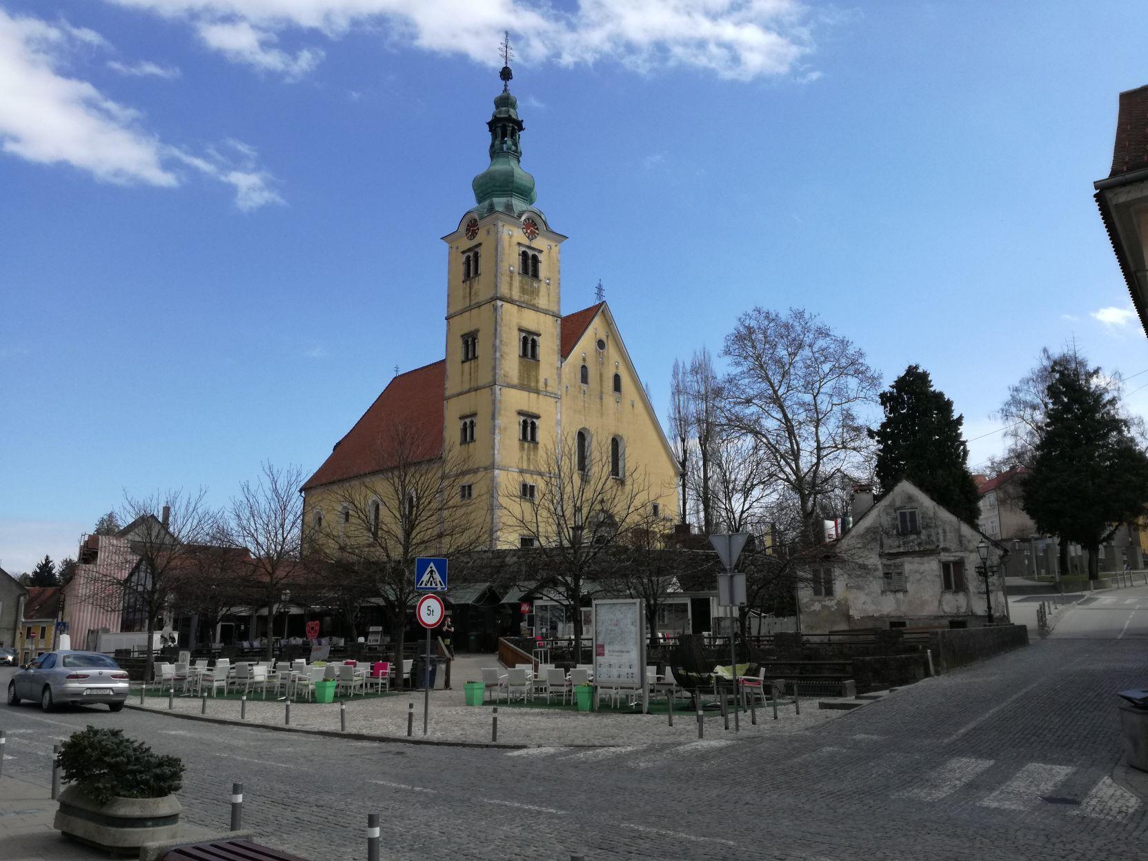 Szent Anasztázia templom