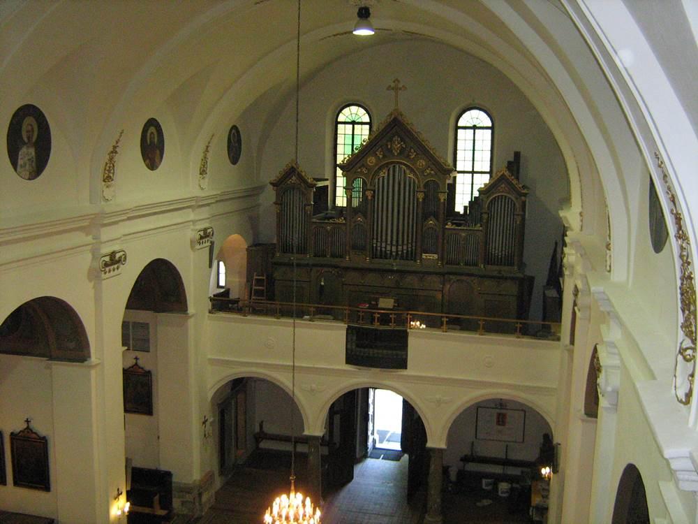 Szent Anasztázia templom (Forrás: www.dok-art-restauriranje.hr)