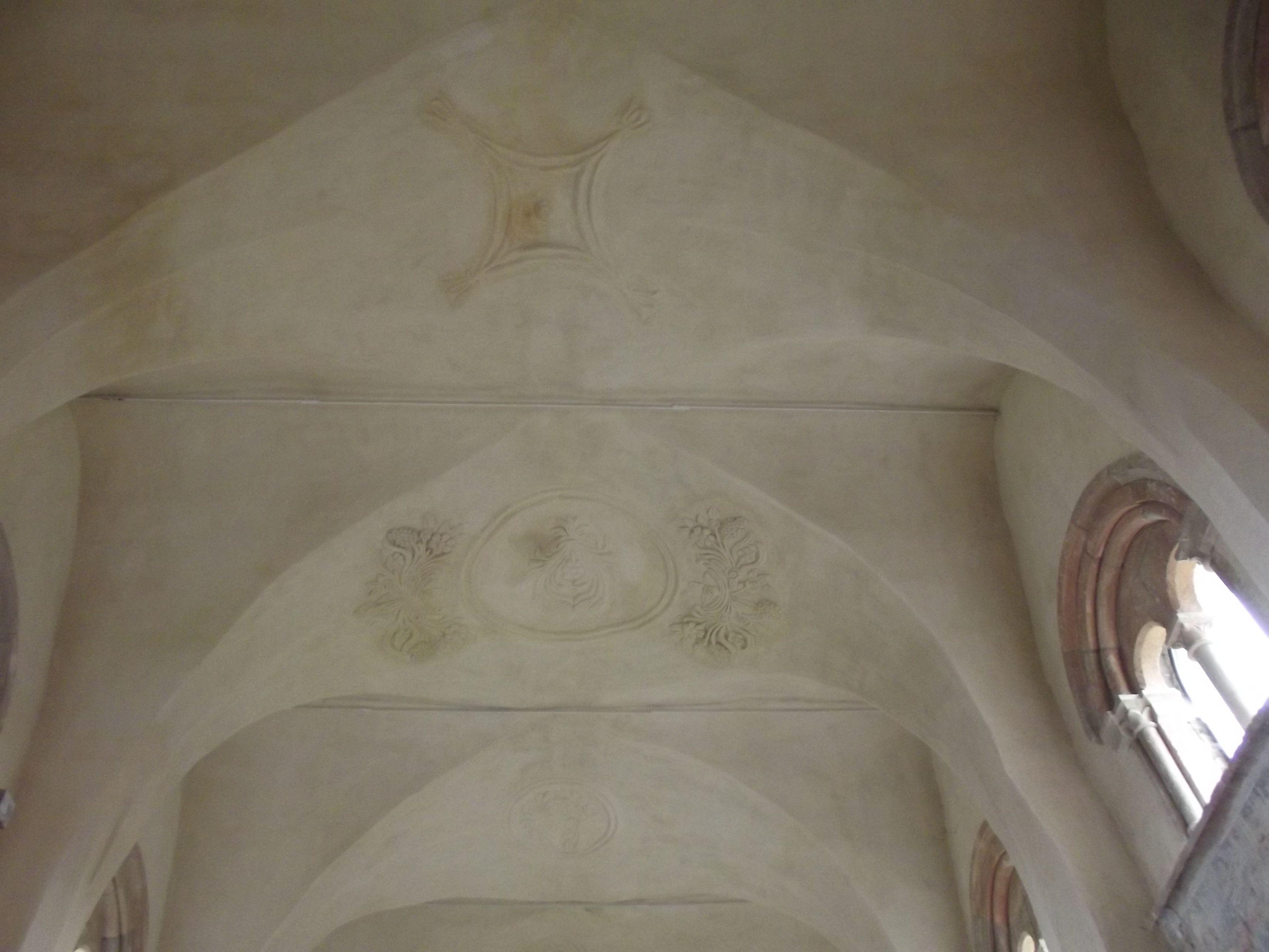 Homoróddaróc, templombelső