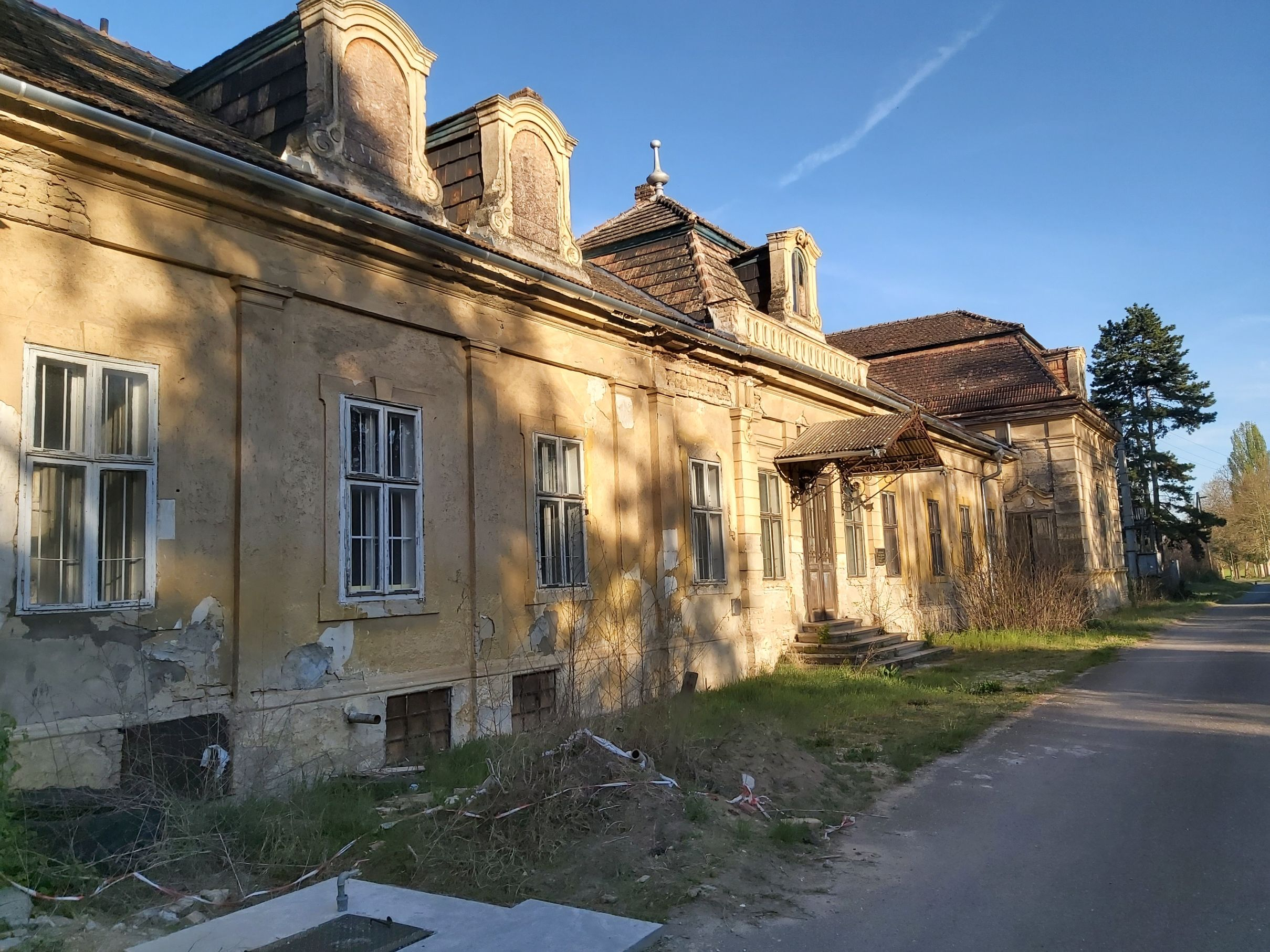 Schell kastély, Katalinpuszta