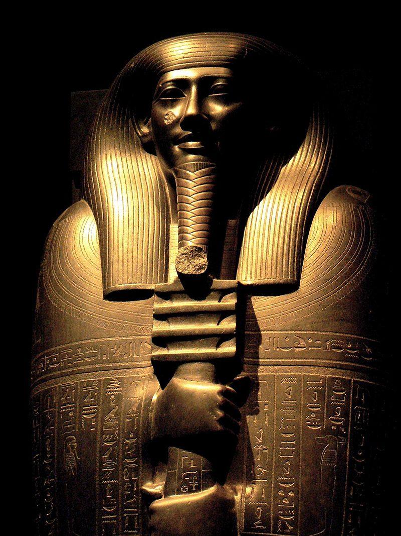 17_Szarkofág az Egyiptomi Múzeumban (Forrás: www.wikipedia.com)