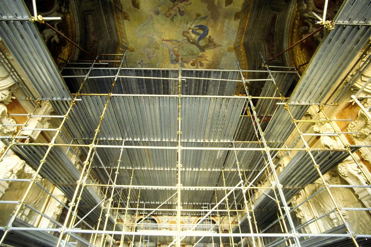 34_A Capella della Sindone rekonstrukciója (Forrás: www.museireali.it)