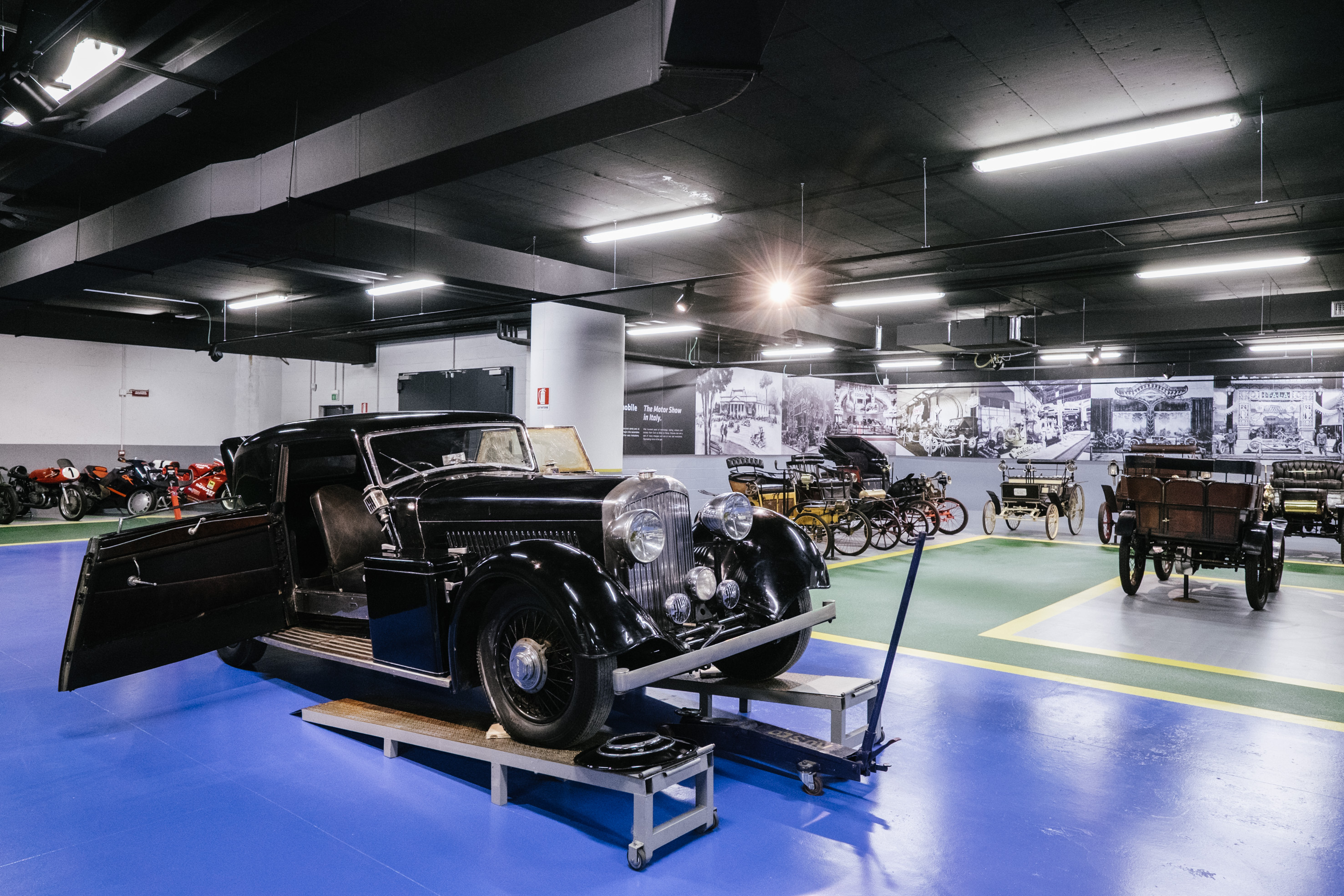45_Autó Múzeum (Forrás: www.museoauto.it)