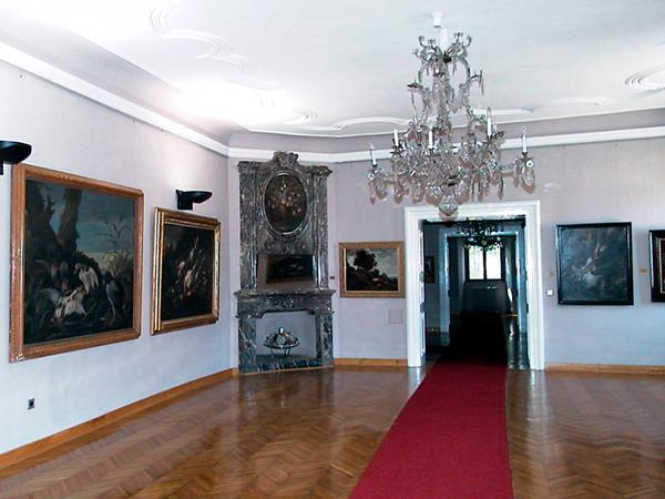 Sermage Palota (Forrás: www.tourism-varazdin.hr)