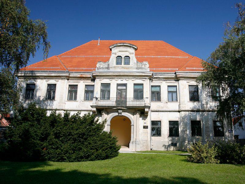 Keglević Palota (Forrás: www.tourism-varazdin.hr)