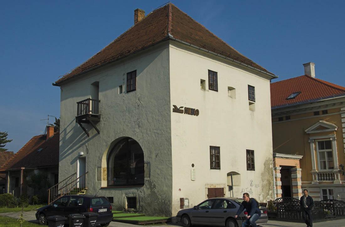 Liska torony (Forrás: www.tourism-varazdin.hr)