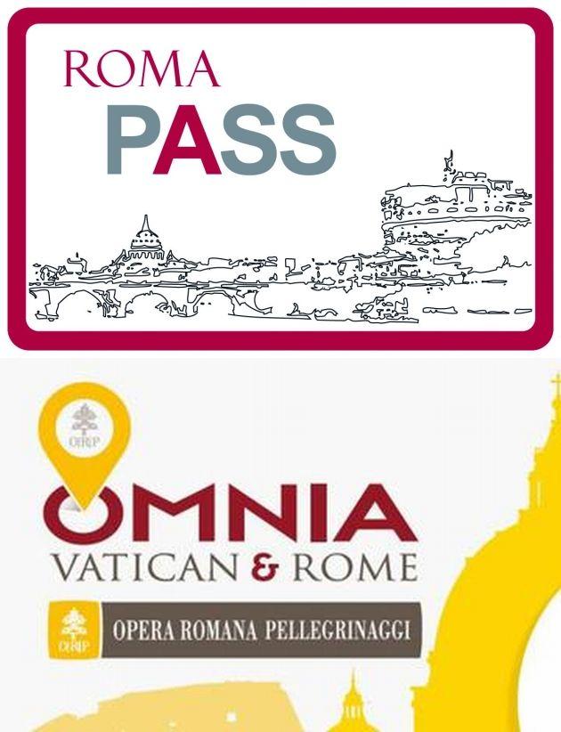 Roma Pass és Roma Omnia kártya