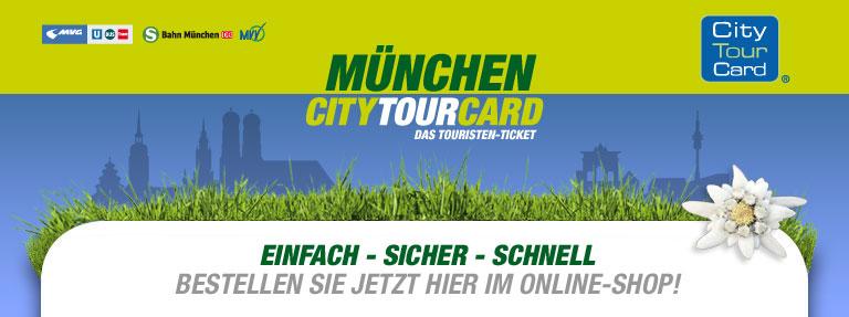 München CityTour Card