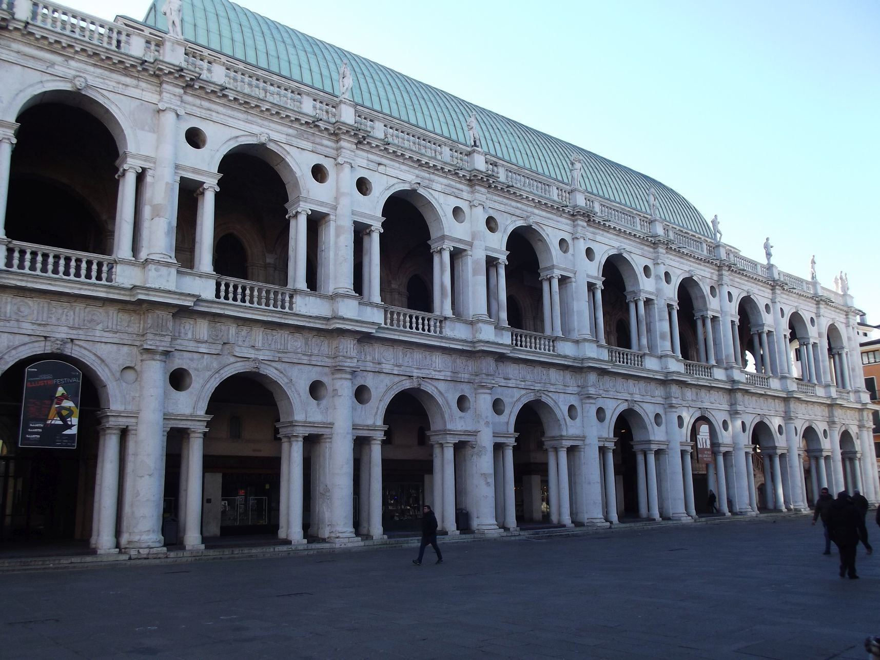 A Basilica Palladiana