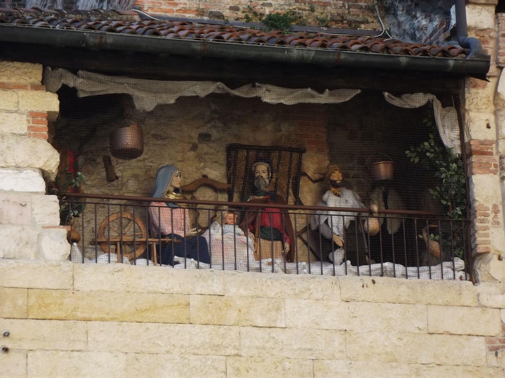 A Betlehem közelről