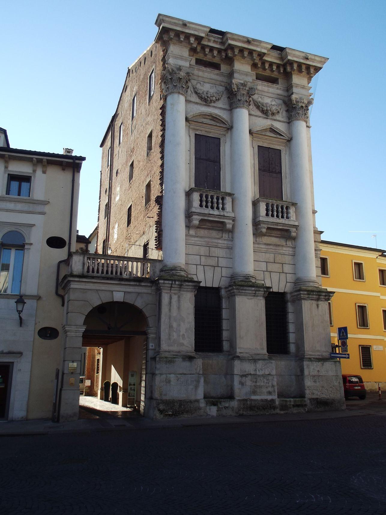 A Palazzo Porto Breganze