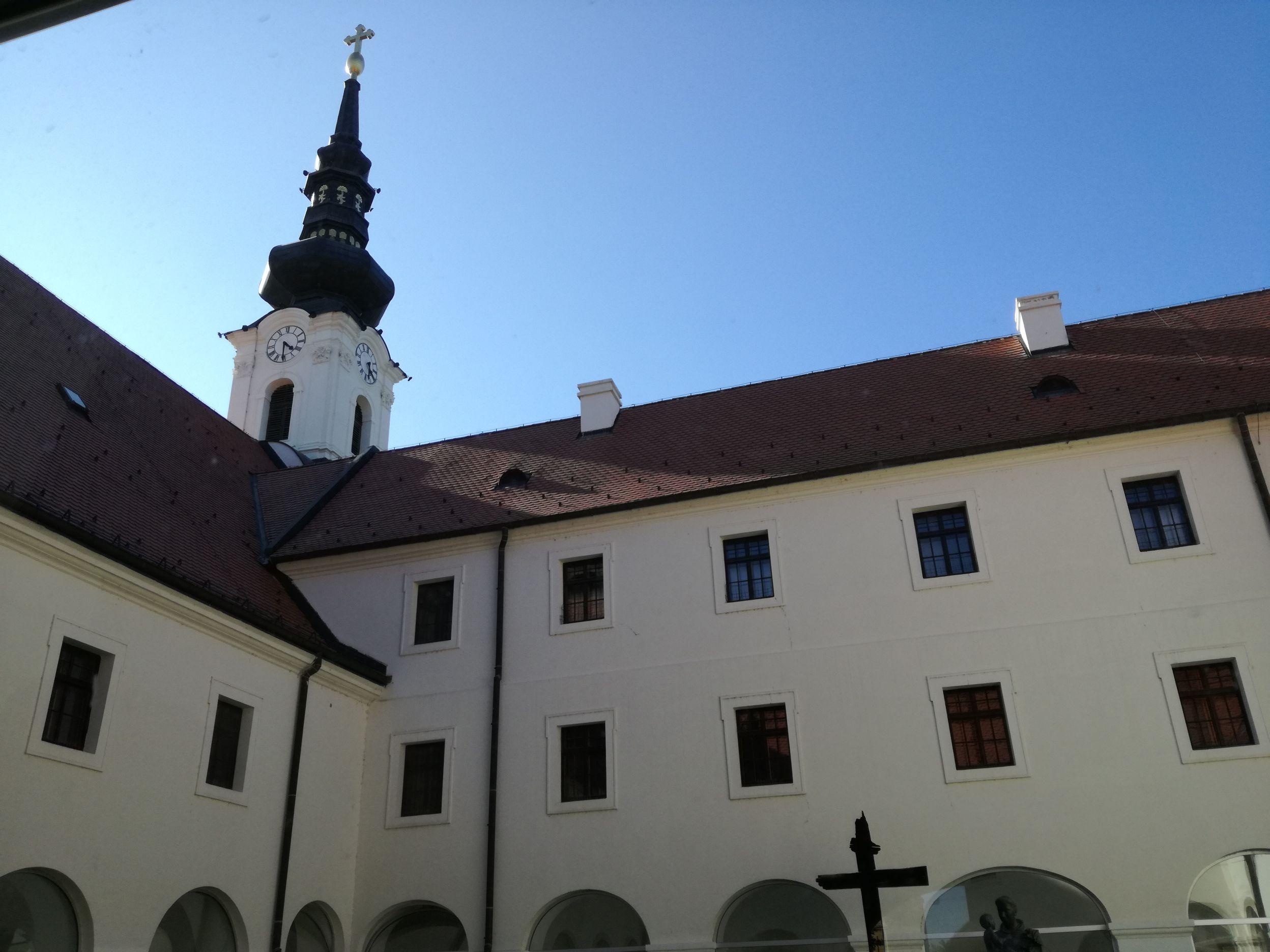 Szent Fülöp és Jakab templom és kolostor