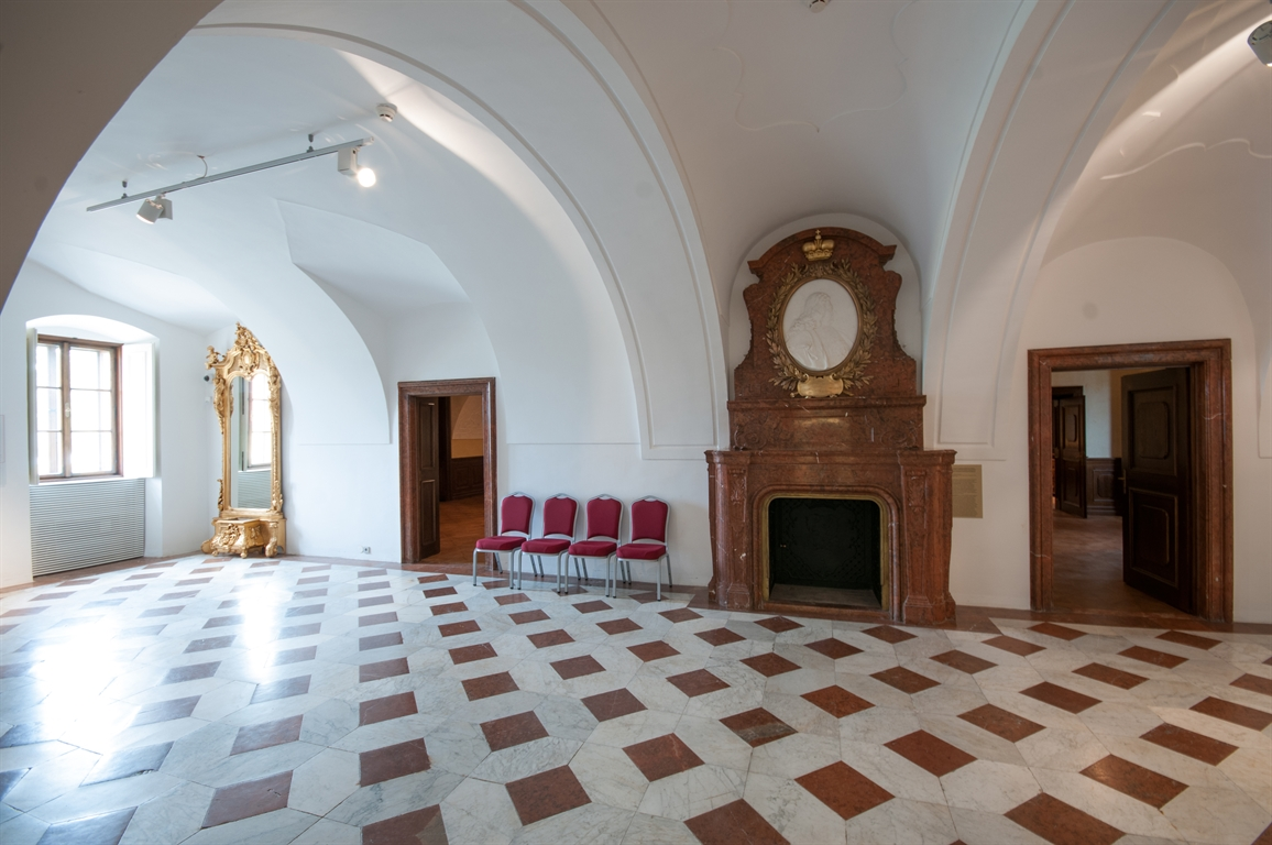 Városi Múzeum a kastélyban (Forrás: www.muzej-vukovar.hr)