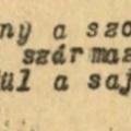 100 éve: március 31.