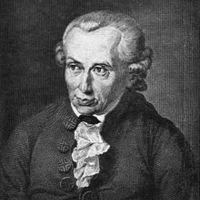 Kant olvasása közben