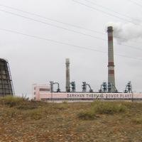 Ipari zóna: Darkhan Metallurgical Plant