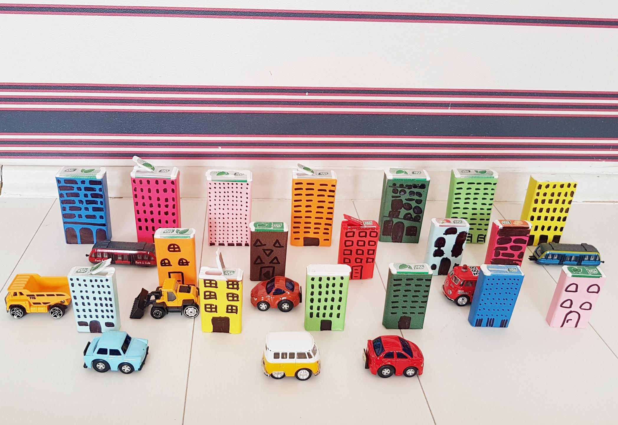 Tic Tac város - kreatív program gyerekeknek