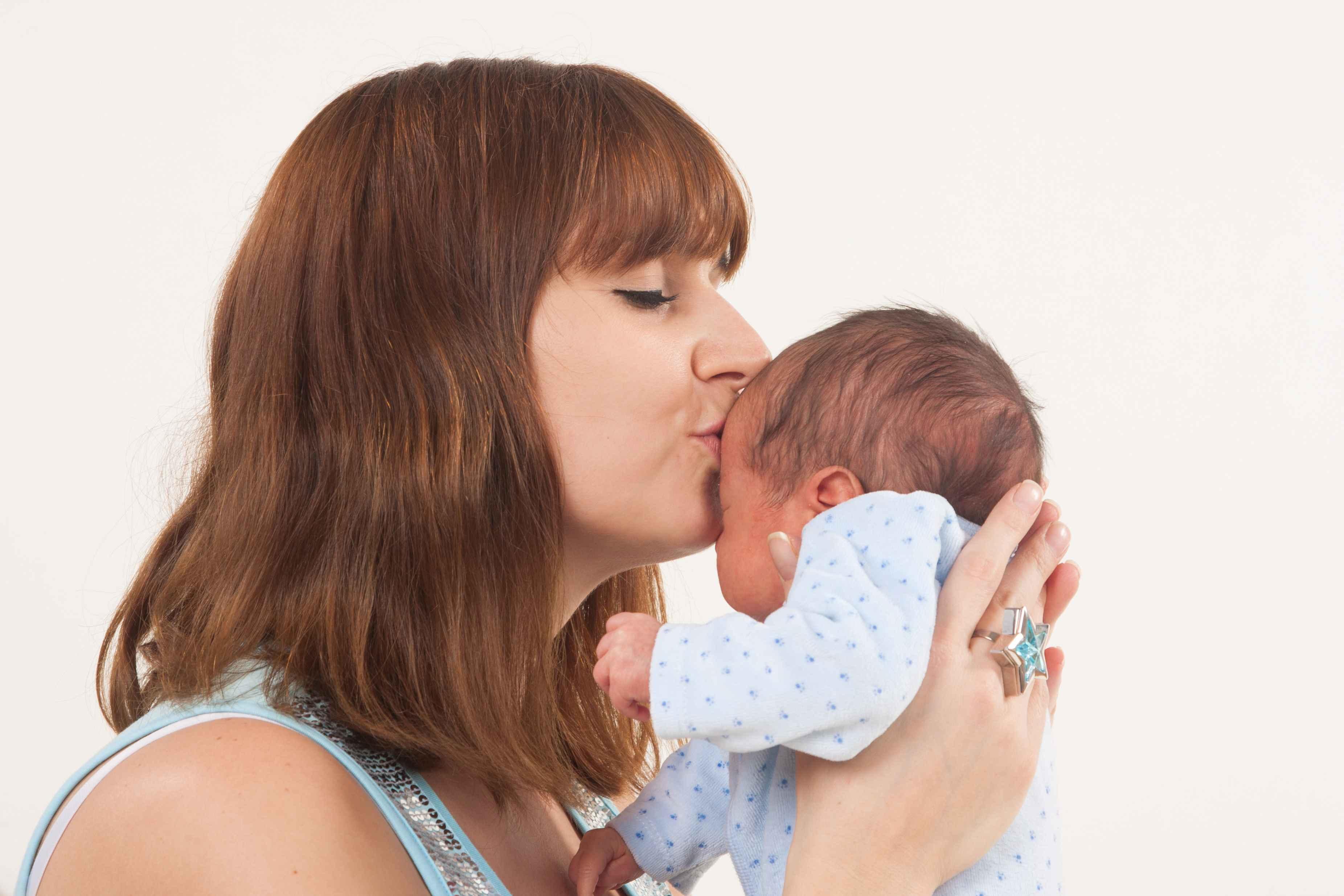 Egy szivárvány baba születése