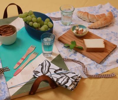 Piknik a nappaliban