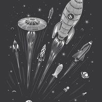 John Glenn és Jerrie Cobb harca a kilövésért az űrbe